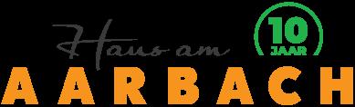logo haus am aarbach